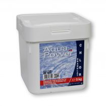 Chlor Schnell Granulat 5 kg organisch (W6)