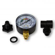 Manometer mit Entlüftungsventil (F231)